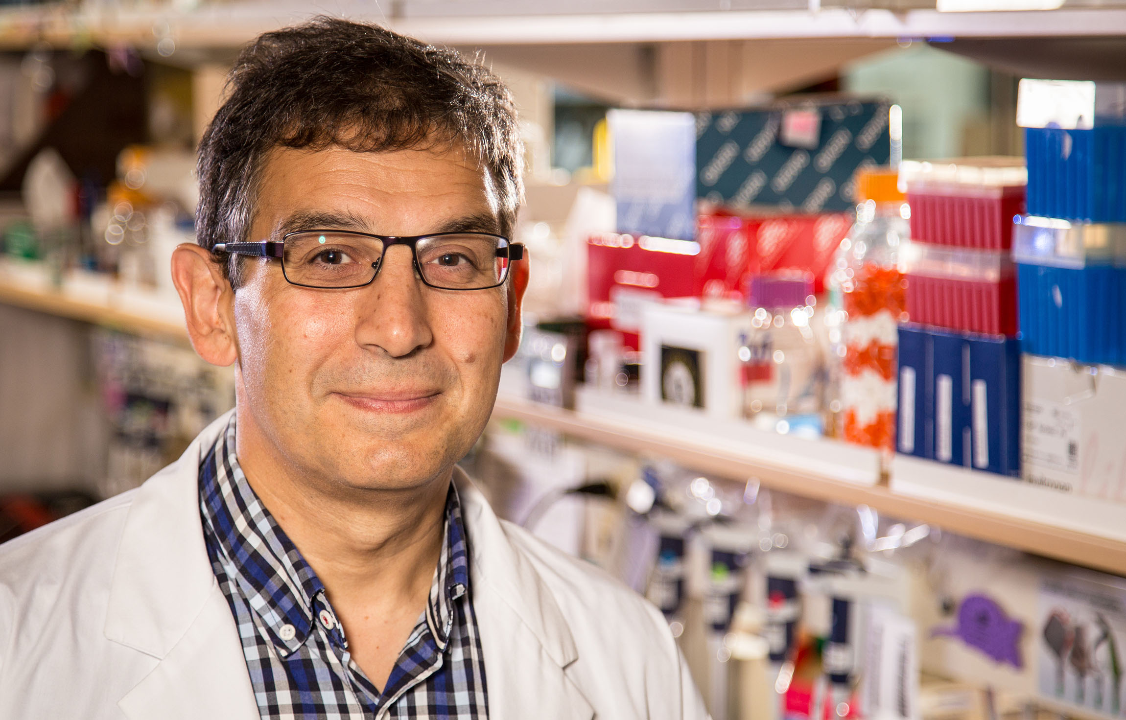 Partners in Discovery   Dr. Sam Aparicio