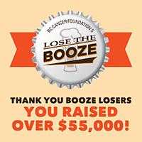 Lose The Booze 2017